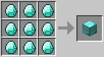 Craft Diamond Block